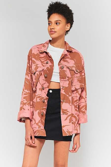 Women's Jackets & Coats | Winter & Bomber Jackets | Urban Outfitters