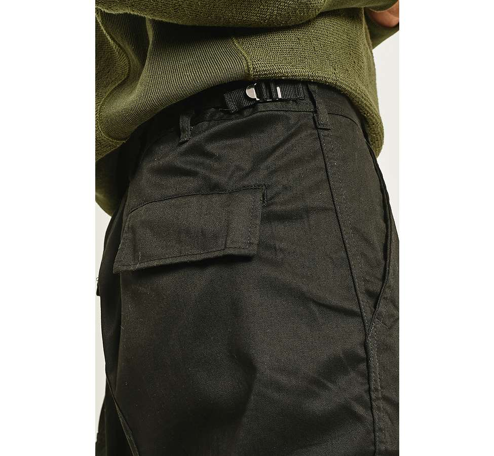 Slide View: 6: Urban Renewal Rothcho BDU Black Cargo Trousers