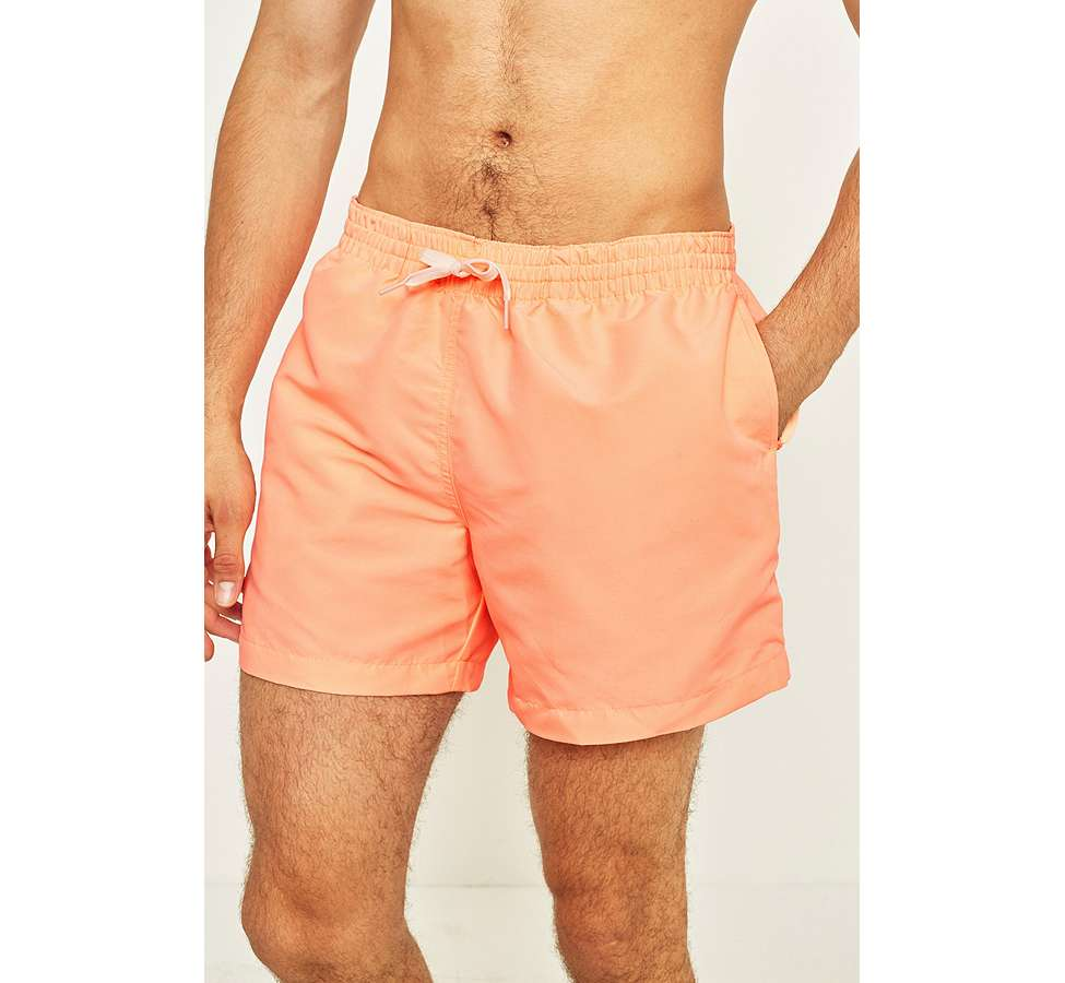 Slide View: 3: Urban Renewal – Chubbies-Badeshorts in Pfirsich
