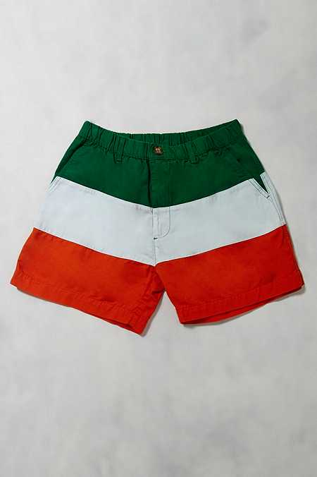 Urban Renewal Surplus - Short Chubbies rayé