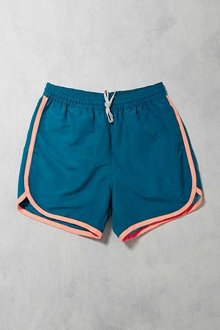 Urban Renewal Vintage Surplus - Short de bain Chubbies bleu givré