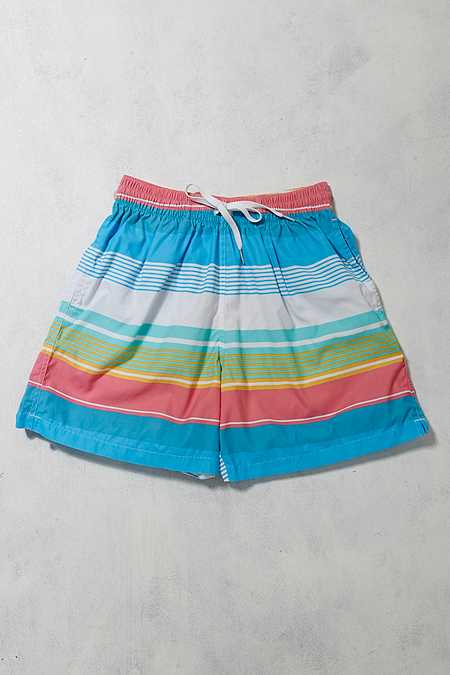 Urban Renewal Vintage Surplus - Short de bain Chubbies rayé