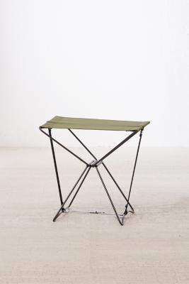 Image of Anywhere Khaki Folding Chair, Khaki
