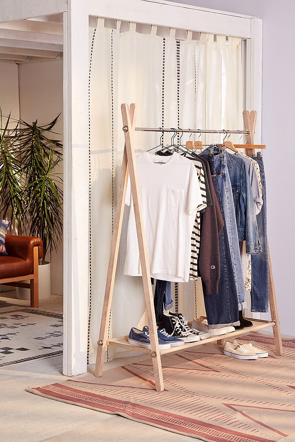 Warwick Clothes Rail Urban Outfitters