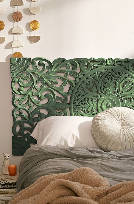 Sienna Carved Headboard