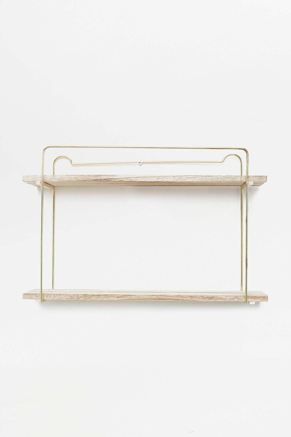 Slide View: 3: Double Wire Shelf