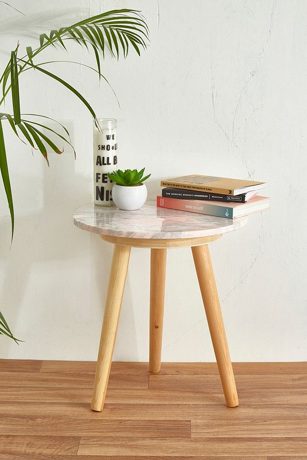 product design marble side table woo cupid