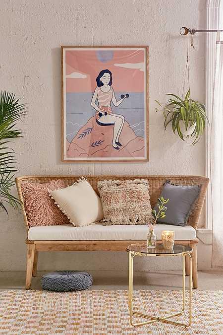 Jens Woven Windsor Sofa