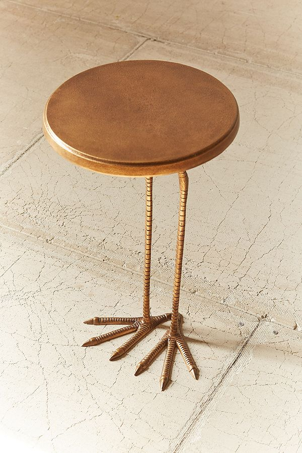 Birdy Side Table Urban Outfitters
