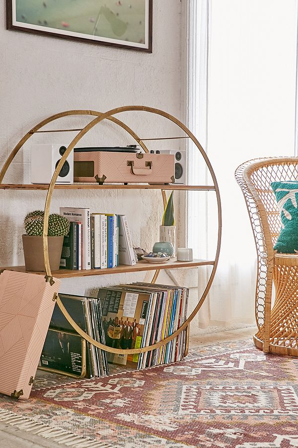 Your Urban Outfitters Gallery Brigid Round Shelf