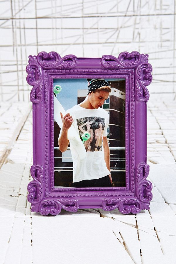 Vintage Frame in Purple | Urban Outfitters