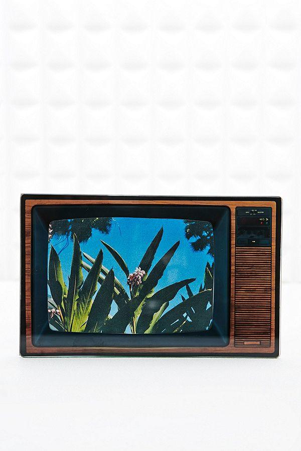 Retro-TV 4x6 Rahmen   Urban Outfitters
