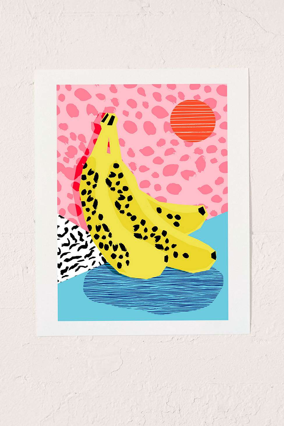 Urban Outfitters Wall Art wacka design what is it wall art print | urban outfitters