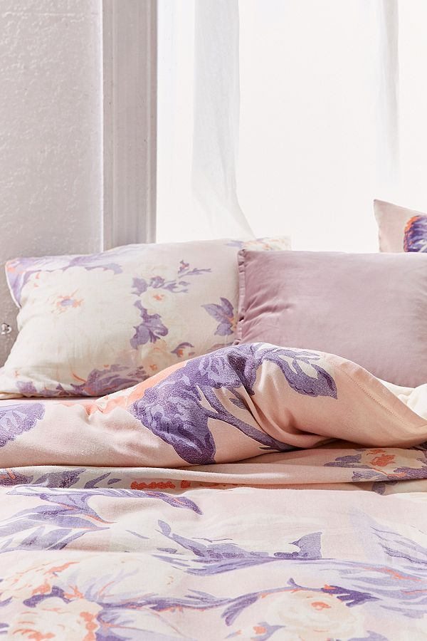 Slide View 3 Premium Cabbage Rose Duvet Cover