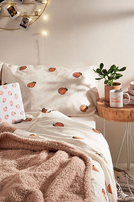 cover size peach duvet king uo linen amazon crinkle rose anderwood