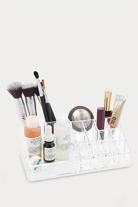 Slide View: 1: Cosmetics Organiser