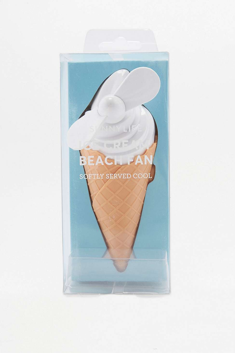 Slide View: 1: Ice Cream Beach Fan