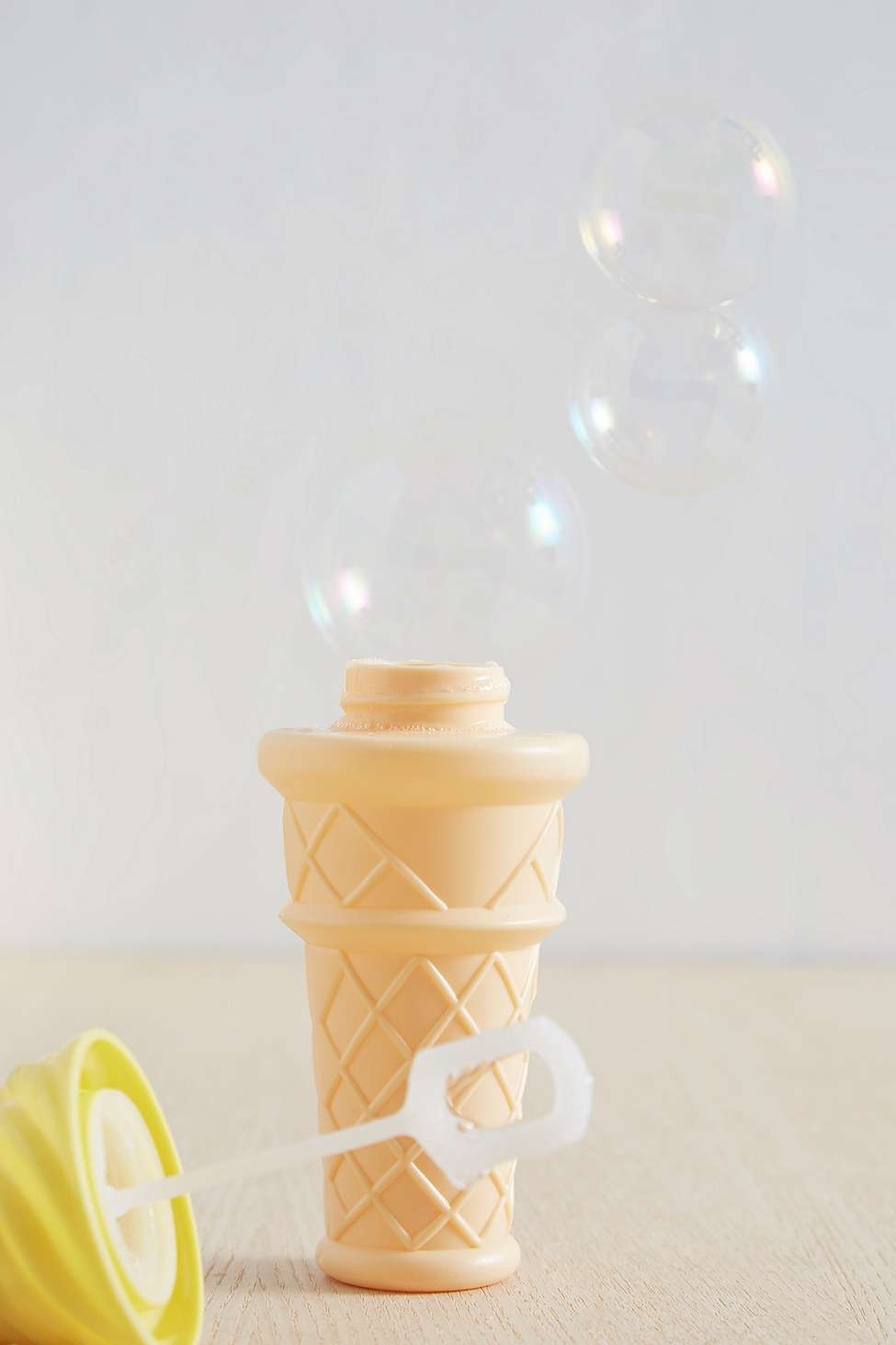 Slide View: 2: Ice Cream Bubbles