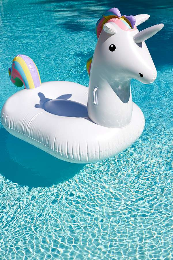 Unicorn Pool Float Urban Outfitters Uk