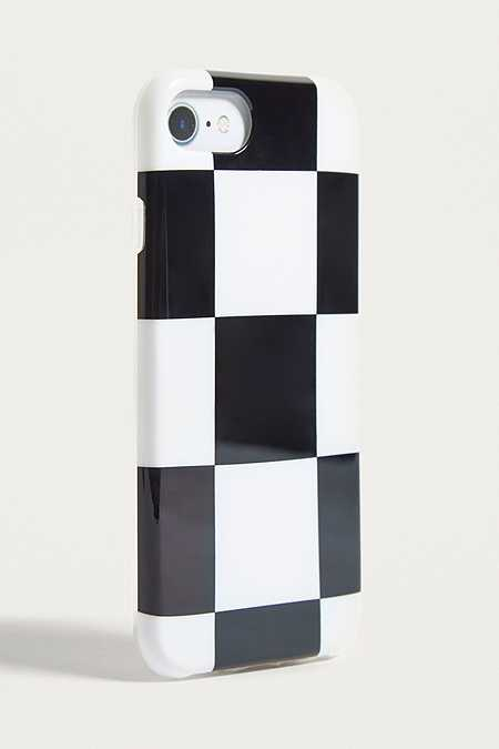 Checkerboard iPhone 6/7 Case
