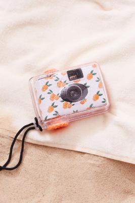 Orange Underwater Disposable Camera Assorted