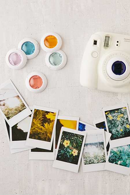 Instax Mini Color Filter Lens Set