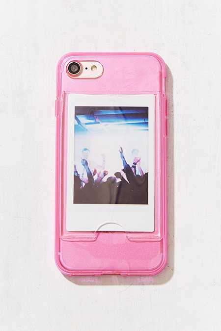 Neon Instax Mini Frame iPhone 6/7 Case