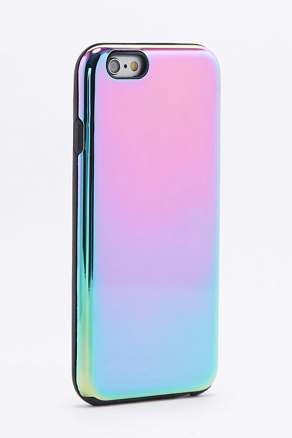 Hülle Für Iphone 66s In Oil Slick Urban Outfitters De