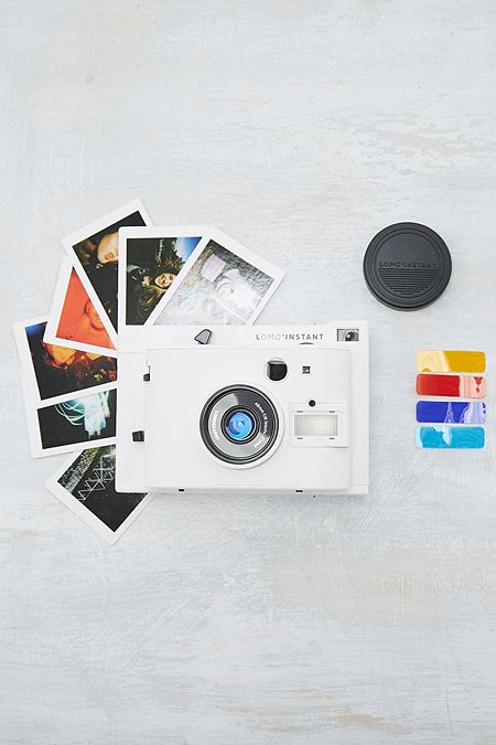Lomography LomoInstant White Camera