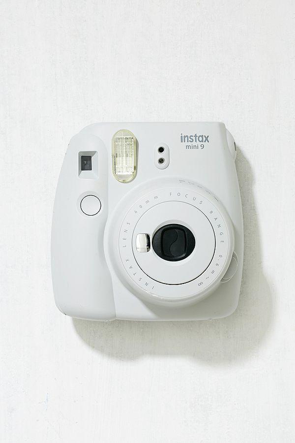 Fujifilm Instax Mini Smokey White Instant Camera Urban Outfitters