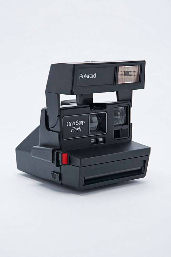 Impossible Refurbished '80s-Style Polaroid 600 Camera and Film Set ...