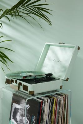 Crosley Cruiser Mint Vinyl Record Player Urban Outfitters