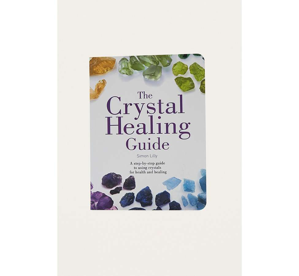 Slide View: 1: The Crystal Healing Guide By Simon Lilly