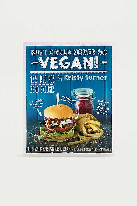 "Kristy Turner – Buch ""But I Could Never Go Vegan!"""