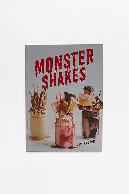 "Buch ""Monster Shakes"""