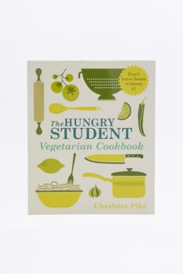 The Hungry Student Vegetarian Cookbook by Urban Outfitters