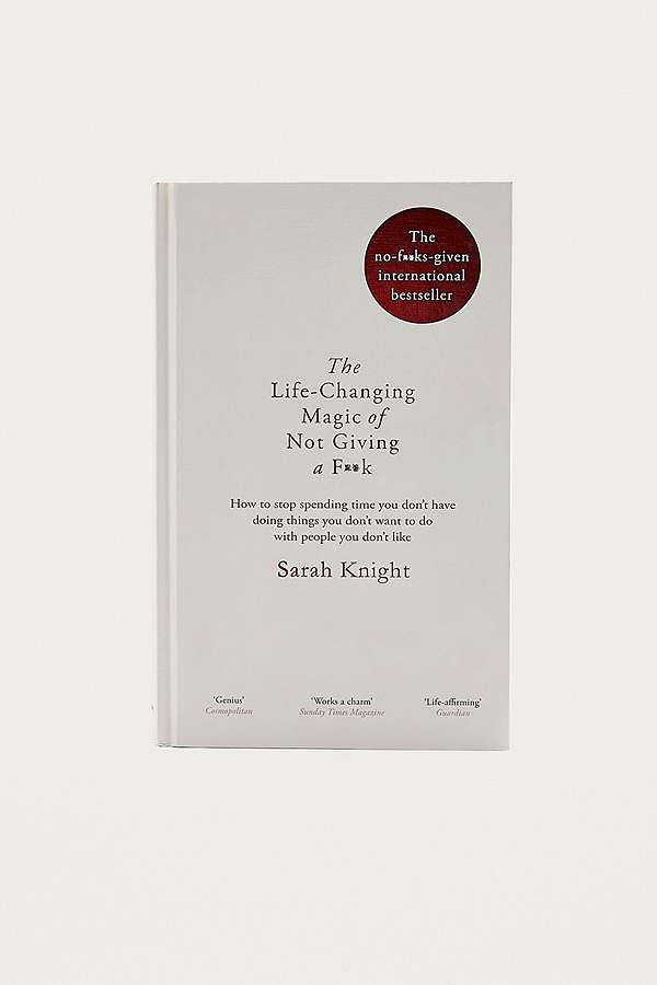 Slide View: 1: The Life-Changing Magic Book By Sarah Knight