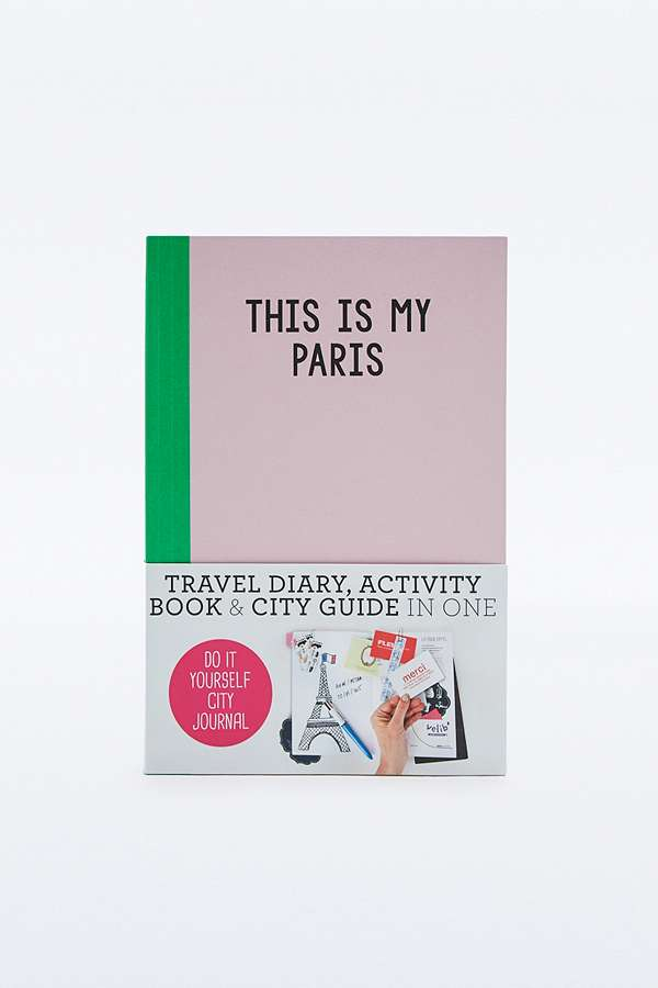 This is my paris travel diary activity book city guide in one click on image to zoom solutioingenieria Image collections
