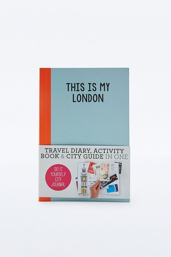 This is my london do it yourself city journal urban outfitters solutioingenieria Images