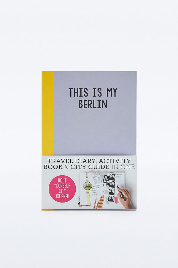 This is my berlin do it yourself city journal urban outfitters click on image to zoom solutioingenieria Image collections