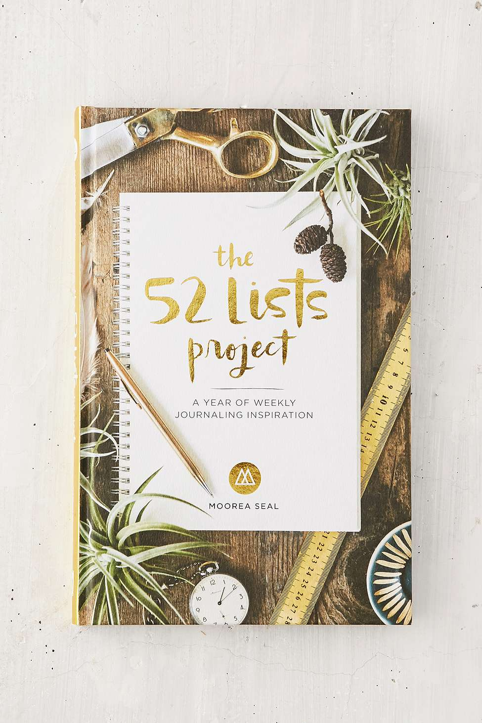 Slide View: 1: The 52 Lists Project: A Year of Weekly Journaling Inspiration Book