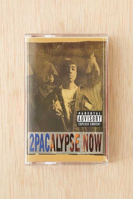 2Pac: 2pacalypse Now Cassette Tape