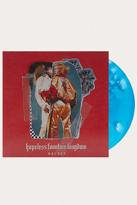 Halsey: hopeless fountain kingdom Exclusive Vinyl Record
