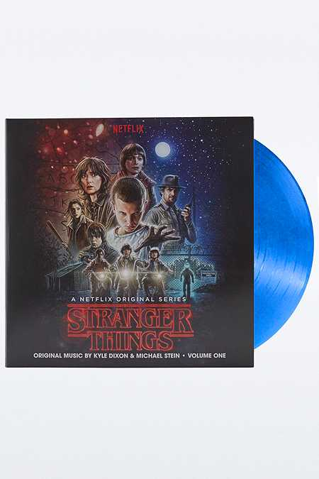 Kyle Dixon & Michael Stein: Stranger Things, Vol. 1 (A Netflix Original Series Soundtrack) Vinyl Record
