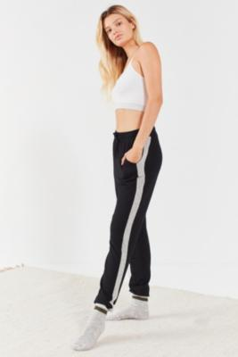 Out From Under - Out From Under Side Stripe Joggers, Grey