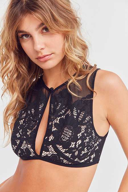 Out From Under Love Lace Bra Top