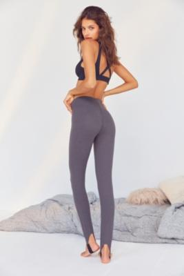 Out From Under - Out From Under Big Spoon Stirrup Leggings, Black