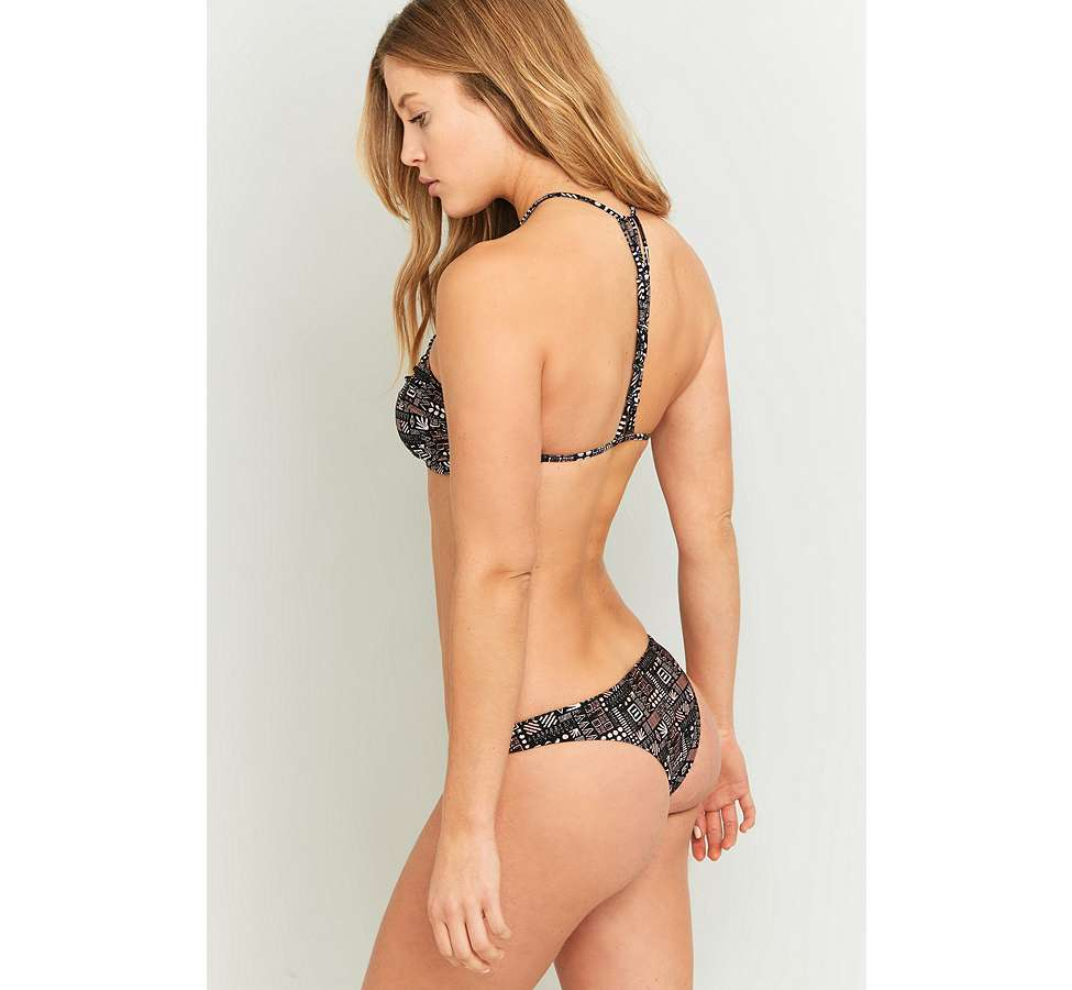 Slide View: 4: Somedays Lovin' Out With the Tide Bikini Bottoms