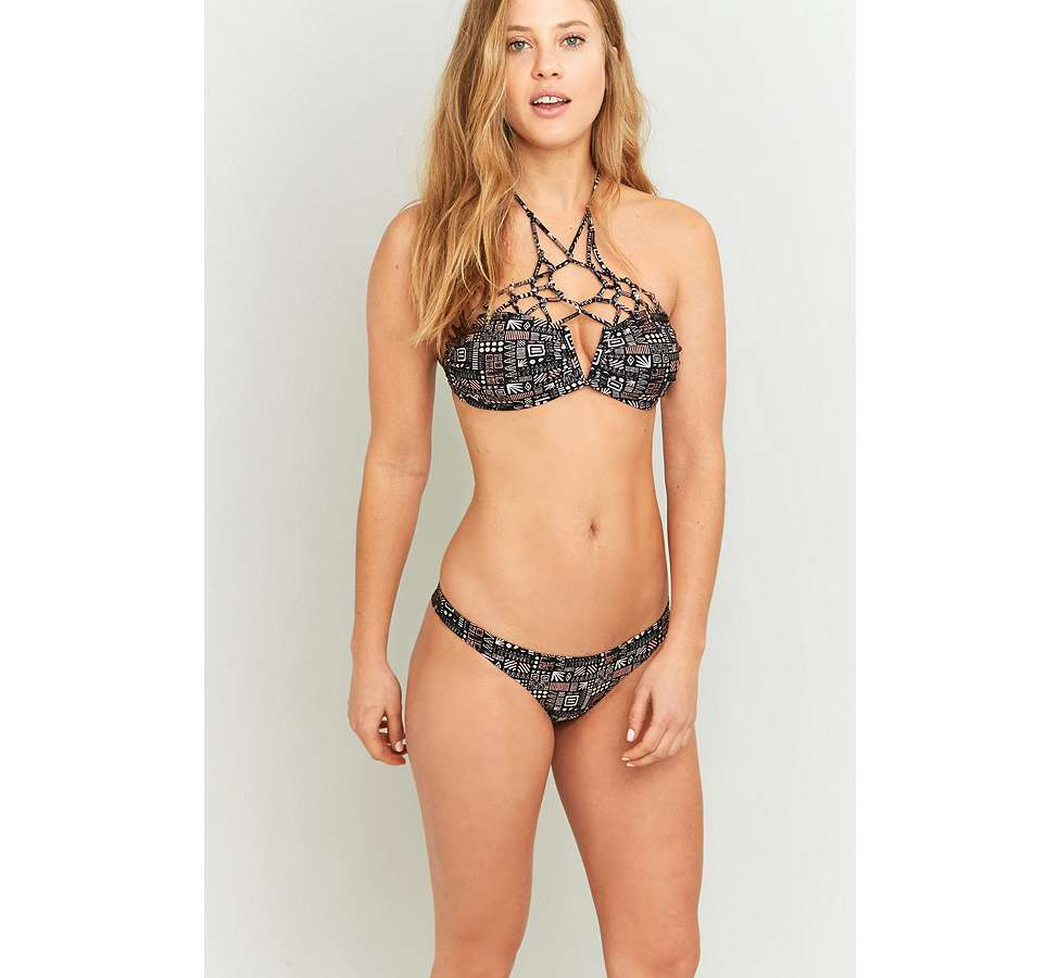 Slide View: 5: Somedays Lovin' Out With the Tide Bikini Bottoms