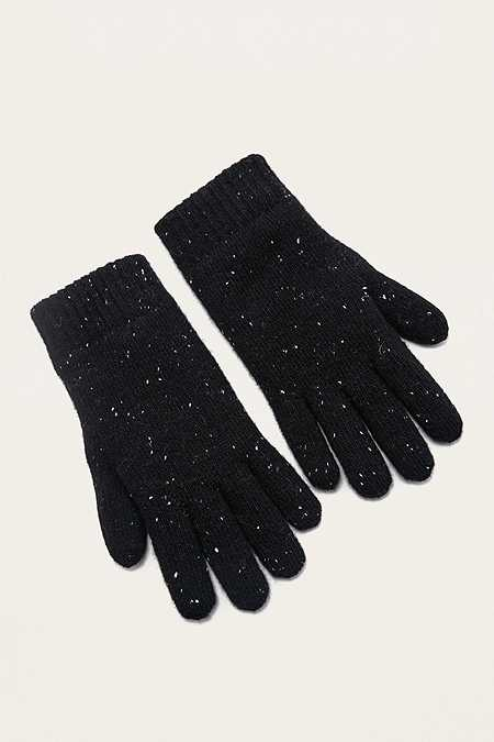 Super Soft Nep Knit Gloves